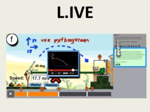 L.IVE: An Integrated Interactive Video-based Learning Environment