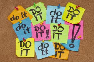 How to fight procrastination?