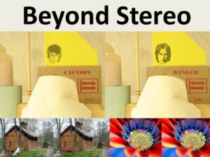 Beyond Stereo: An Exploration of Unconventional Binocular Presentation for Novel Visual Experience