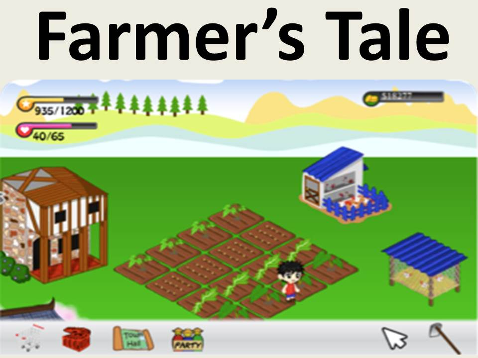 Farmer's Tale: A Facebook Game to Promote Volunteerism