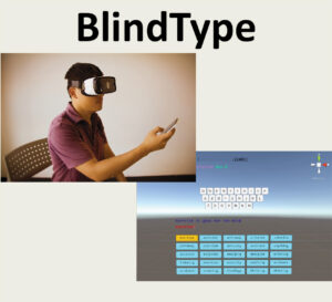 BlindType: Eyes-Free Text Entry on Handheld Touchpad by Leveraging Thumb's Muscle Memory